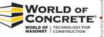 World of Concrete Registration
