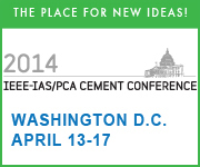 Registration for the 2014 IEEE-IAS/PCA Cement Conference